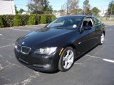 2007 Black Sapphire Metallic BMW 3 Series 328xi Coupe #36406358