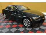2007 Deep Green Metallic BMW 3 Series 335i Convertible #36406671