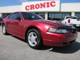 2003 Redfire Metallic Ford Mustang V6 Coupe #36406401