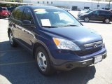 2007 Royal Blue Pearl Honda CR-V LX 4WD #36406683