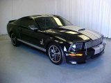 2007 Black Ford Mustang Shelby GT Coupe #36406713