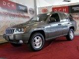 2002 Graphite Metallic Jeep Grand Cherokee Laredo 4x4 #36407051