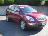 2010 Red Jewel Tintcoat Buick Enclave CXL AWD #36406248