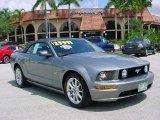 2006 Tungsten Grey Metallic Ford Mustang GT Premium Convertible #36406265