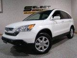 2008 Taffeta White Honda CR-V EX-L 4WD #3635711
