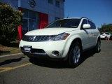 2007 Glacier Pearl White Nissan Murano S AWD #36480251