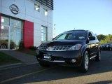 2007 Super Black Nissan Murano SL AWD #36480252