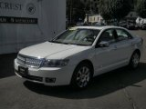 2008 White Suede Lincoln MKZ AWD Sedan #36479693