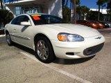 2002 Stone White Chrysler Sebring LXi Coupe #36479743