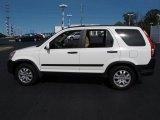 2006 Taffeta White Honda CR-V EX 4WD #36479771