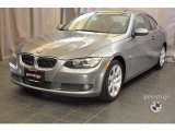 2008 Space Grey Metallic BMW 3 Series 335xi Coupe #36479775