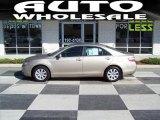 2008 Desert Sand Mica Toyota Camry XLE V6 #36480330