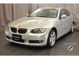 2010 Titanium Silver Metallic BMW 3 Series 328i xDrive Coupe #36479788