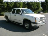 2004 Summit White Chevrolet Silverado 1500 LS Extended Cab 4x4 #36480670