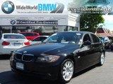2006 Black Sapphire Metallic BMW 3 Series 330xi Sedan #36479862