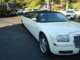 2008 Cool Vanilla White Chrysler 300 Touring Limousine #36479872