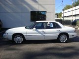 White Buick LeSabre in 1997