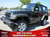 2011 Natural Green Pearl Jeep Wrangler Sport 4x4 #36480024