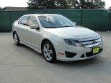 2010 Brilliant Silver Metallic Ford Fusion Sport #36480156
