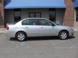 2005 Galaxy Silver Metallic Chevrolet Malibu LS V6 Sedan #36480132