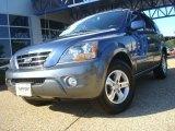 2007 Kia Sorento Spark Blue