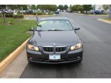 2007 Sparkling Graphite Metallic BMW 3 Series 335xi Sedan #36547210