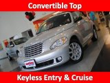 2007 Bright Silver Metallic Chrysler PT Cruiser Touring Convertible #36547514
