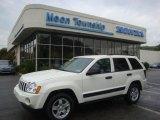 2006 Stone White Jeep Grand Cherokee Laredo 4x4 #36547563