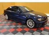 2006 Mystic Blue Metallic BMW 3 Series 330i Coupe #36547858