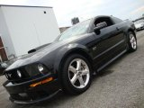 2007 Black Ford Mustang GT Deluxe Coupe #36547268