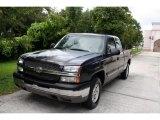 2003 Dark Gray Metallic Chevrolet Silverado 1500 Z71 Extended Cab 4x4 #36547585