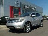 2009 Brilliant Silver Metallic Nissan Murano LE AWD #36548140