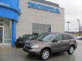2009 Urban Titanium Metallic Honda CR-V EX 4WD #36547275