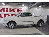 2010 Stone White Dodge Ram 1500 Big Horn Quad Cab #36547598