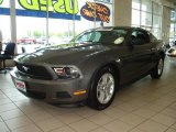 2011 Sterling Gray Metallic Ford Mustang V6 Coupe #36547297