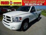 2007 Bright White Dodge Ram 1500 Sport Regular Cab #36548171