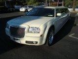2008 Cool Vanilla White Chrysler 300 Touring Limousine #36547367