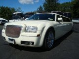 2008 Cool Vanilla White Chrysler 300 Touring Limousine #36547368