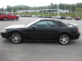 2000 Black Ford Mustang GT Convertible #36547374