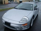 2003 Sterling Silver Metallic Mitsubishi Eclipse GT Coupe #36547379