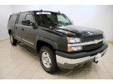 2005 Dark Gray Metallic Chevrolet Silverado 1500 Z71 Crew Cab 4x4 #36547995