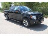 2010 Tuxedo Black Ford F150 FX2 SuperCrew #36547386