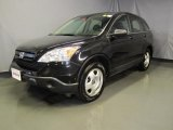 2008 Nighthawk Black Pearl Honda CR-V LX 4WD #36547713