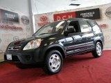 2006 Nighthawk Black Pearl Honda CR-V LX 4WD #36548253