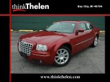 2008 Inferno Red Crystal Pearl Chrysler 300 Touring Signature Series #36548285
