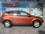 2003 Sunlit Copper Metallic Nissan Murano SE #36548307