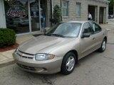 2003 Sandrift Metallic Chevrolet Cavalier Sedan #36622649