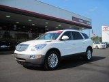2010 White Diamond Tricoat Buick Enclave CXL AWD #36622666