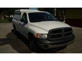 2005 Bright White Dodge Ram 1500 ST Regular Cab #36622685