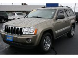2006 Light Khaki Metallic Jeep Grand Cherokee Limited 4x4 #36623405